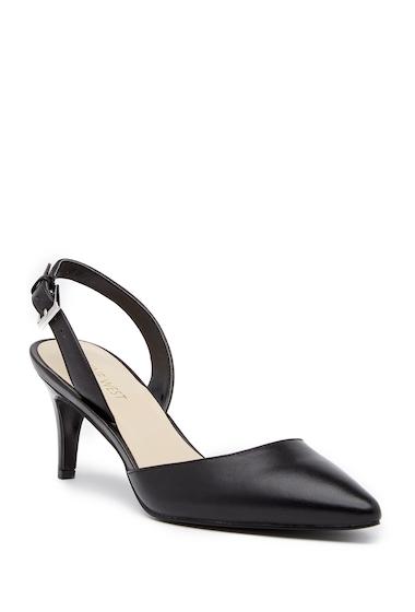 Incaltaminte Femei Nine West Epiphany Slingback Sandal - Wide Width Available BLACK LE