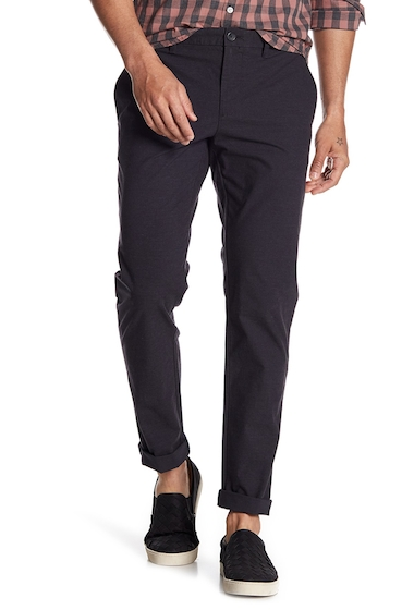 Imbracaminte Barbati Original Penguin Brushed Straight Leg Pants - 32 Inseam TRUE BLACK