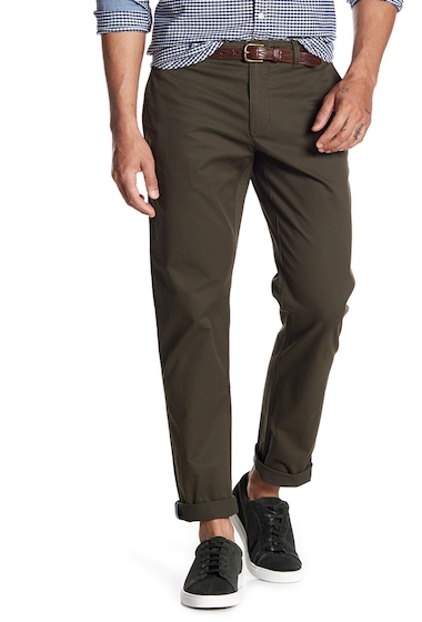 Imbracaminte Barbati Original Penguin P55 Slim Stretch Chinos - 32 Inseam FOREST NIGHT