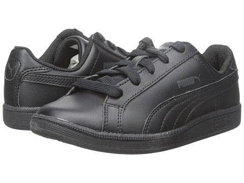 Incaltaminte Baieti PUMA Smash FUN L Jr (Little KidBig Kid) BlackBlack