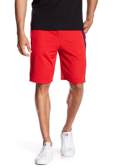 Imbracaminte Barbati Champion Elevated Basketball Shorts SCARLET