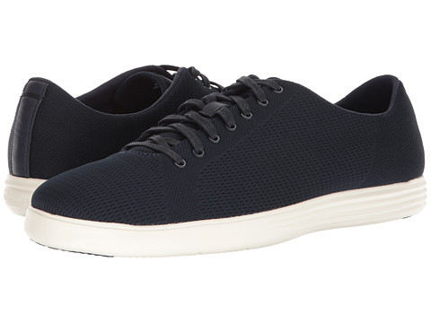 Incaltaminte Barbati Cole Haan Grand Crosscourt Knit Sneaker Navy Knit