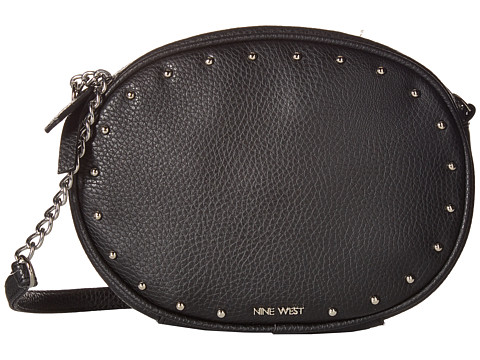 Genti Femei Nine West Ciana Crossbody Black