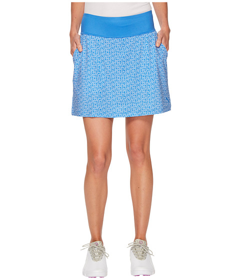 Imbracaminte Femei PUMA PWRSHAPE Polka Dot Knit Skirt Nebulas Blue