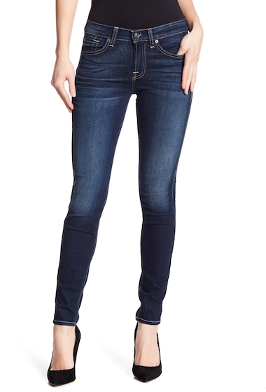 Imbracaminte Femei 7 For All Mankind Gwenevere Skinny Jeans DKWSTPTCRK