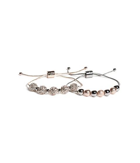 Bijuterii Femei GUESS Mixed Metal Fireball Snake-Chain Bracelet Set multi
