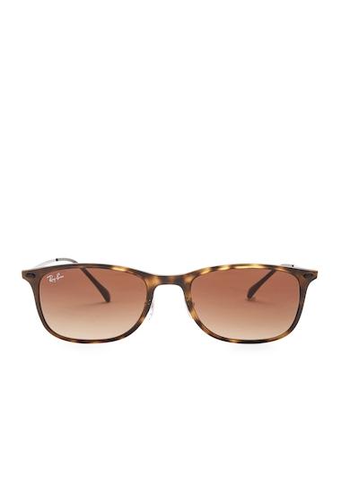 Ochelari Femei Ray-Ban Womens Wayfarer Sunglasses MATTE HAVANA