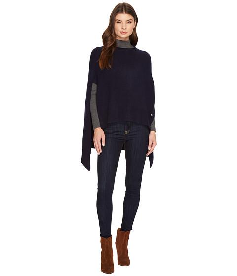 Imbracaminte Femei LAUREN Ralph Lauren Modern Sweater Cape Dark Navy