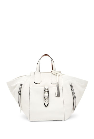 Genti Femei Vince Camuto Luk Leather Carryall LTGREY 01