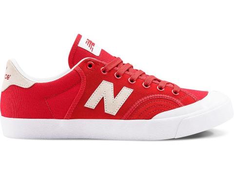 Incaltaminte Barbati New Balance Mens Pro Court 212 Red with White