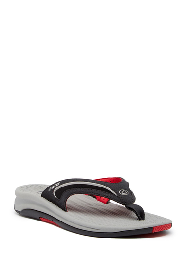 Incaltaminte Barbati Reef Flex Flip Flop BLA RED GR