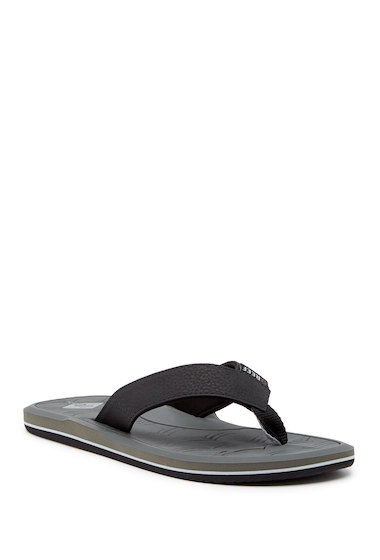 Incaltaminte Barbati Reef Machado Day Prints Flip Flop GREY BLACK