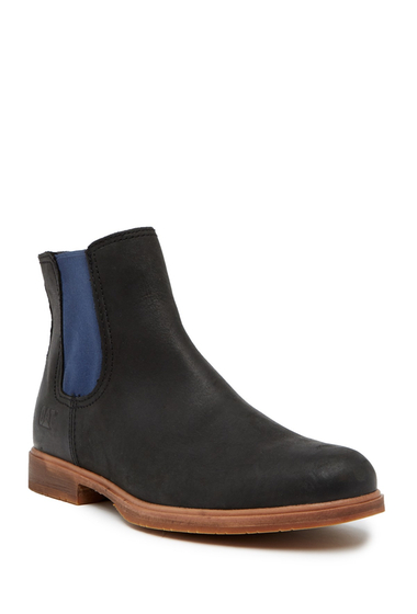 Incaltaminte Barbati CAT Footwear Brahm Chelsea Boot MENS BLACK