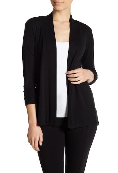Imbracaminte Femei Bobeau Cinched Sleeve Cardigan Petite BLACK