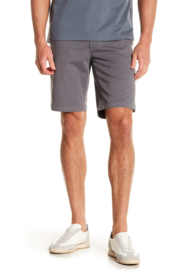 Imbracaminte Barbati AG Perfect Fit Relaxed Shorts QUIET GREY