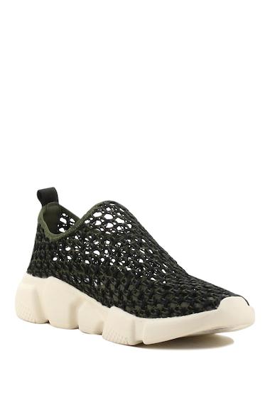 Incaltaminte Femei Cape Robbin Xayah Mesh Sneaker OLIVE