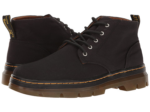 Incaltaminte Barbati Dr Martens Bonny Black Canvas