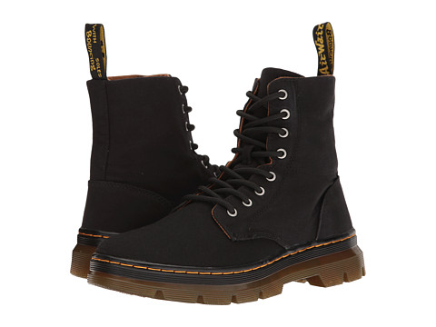 Incaltaminte Femei Dr Martens Combs Black Canvas