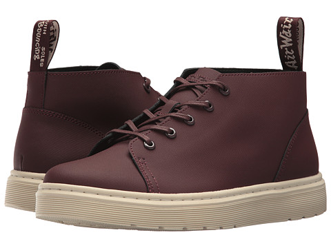 Incaltaminte Femei Dr Martens Baynes 6-Eye Chukka Boot Old Oxblood Ajax