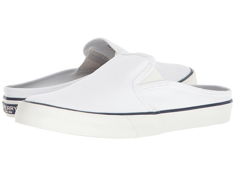 Incaltaminte Femei Sperry Top-Sider Pier Randi White