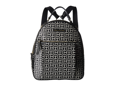 Genti Femei Tommy Hilfiger Kelby Backpack BlackWhite
