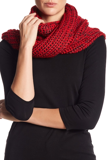 Accesorii Femei Rag Bone Sandra Wrap Knit Wool Blend Scarf SAFFRON