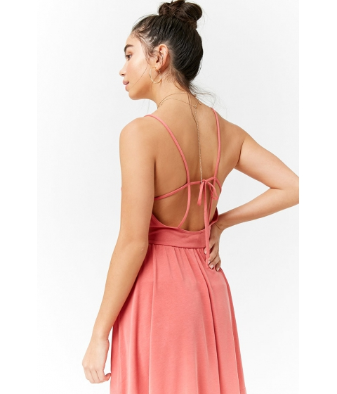 Imbracaminte Femei Forever21 Strappy Cami Dress CORAL