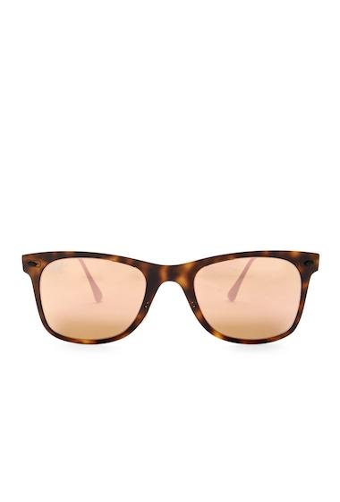 Ochelari Femei Ray-Ban Mens Wayfarer Sunglasses MATTE HAVANA