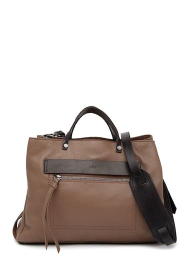 Genti Femei Kooba Ridgefield Leather Satchel 21-BRINDLE