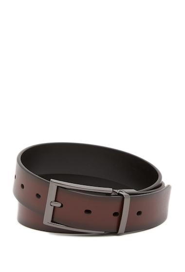 Accesorii Barbati Original Penguin Fashion 2 Leather Belt MAHO3
