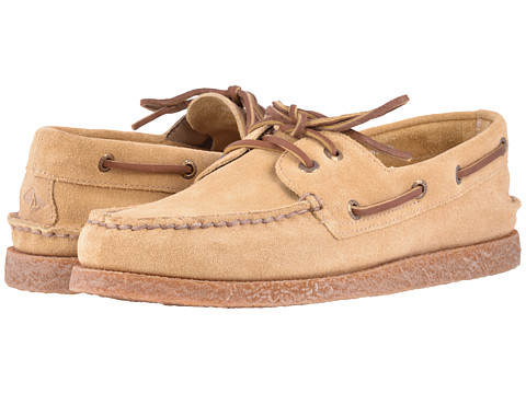 Incaltaminte Barbati Sperry Top-Sider AO 2-Eye Suede Sand