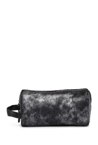 Genti Femei Deux Lux Movement Cosmetic Pouch BLACK