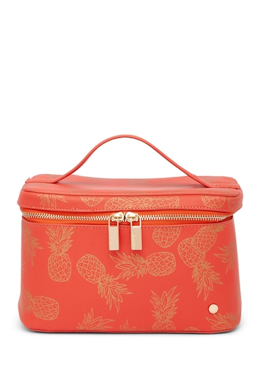 Genti Femei Deux Lux Biscayne Train Case POPPY