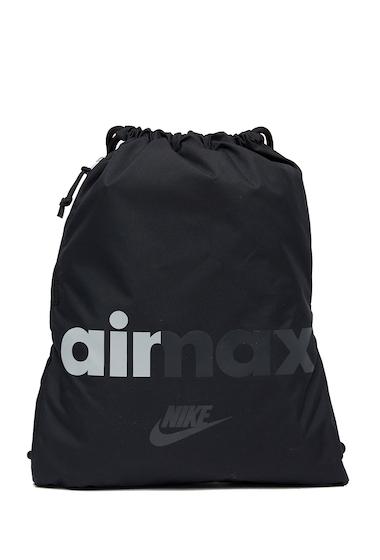 Genti Femei Nike Heritage Gymsak 2 Drawstring Backpack 015 BLACKANTHRA