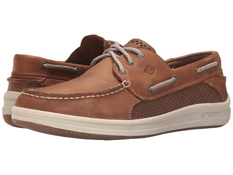 Incaltaminte Barbati Sperry Top-Sider Gamefish 3-Eye Dark Tan