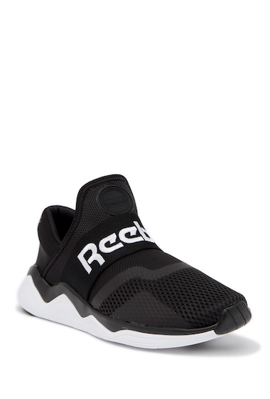 Incaltaminte Barbati Reebok Royal Nova Supreme Slip-On Sneaker BLACKWHITE