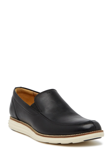 Incaltaminte Barbati Cole Haan Original Grand Venetian Loafer BLACKWHIT
