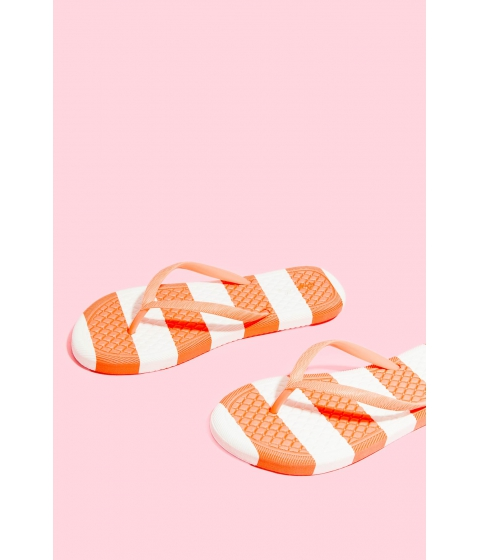 Incaltaminte Femei CheapChic Pool Party Sandal Coral
