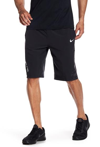 Imbracaminte Barbati Nike Flex Hyperelite Woven Shorts BLACKWHITE
