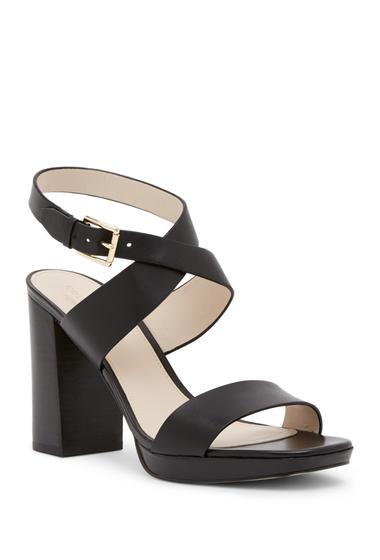 Incaltaminte Femei Cole Haan Fenley High Sandal BLACK LEAT