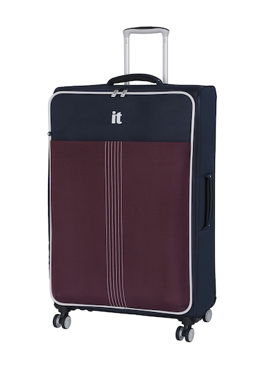 Genti Femei IT Luggage 313 Filament 8 Wheel with Expander BLACK IRISFIG