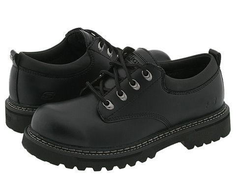 Incaltaminte Barbati SKECHERS Cool Cat - Pixel Black Smooth Leather