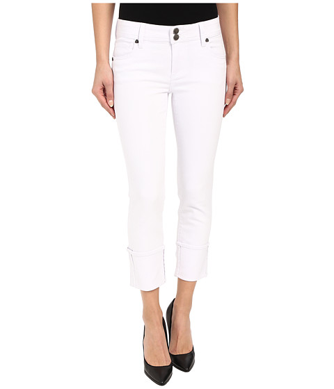 Imbracaminte Femei KUT from the Kloth Cameron Straight Leg Jeans in Optic White Optic White