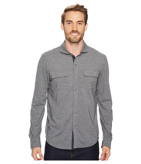 Imbracaminte Barbati Prana Pacer Long Sleeve Button Down Shirt Charcoal