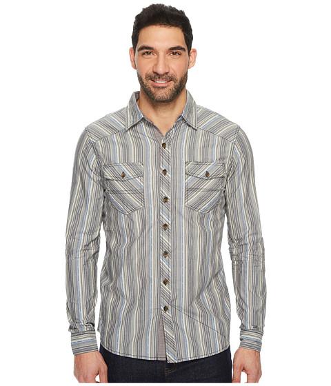 Imbracaminte Barbati Ecoths Leo Long Sleeve Shirt Black