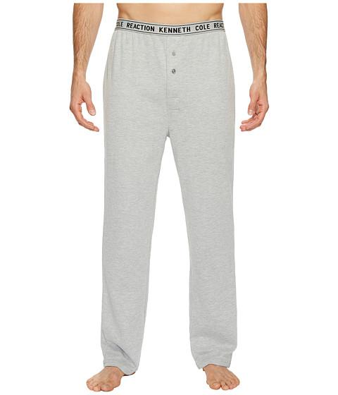 Imbracaminte Barbati Kenneth Cole Reaction Open Leg Waffle Pants Single Light Grey Heather