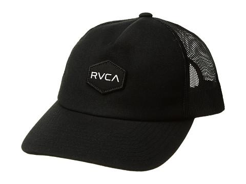 Accesorii Barbati RVCA Commonwealth Trucker Black
