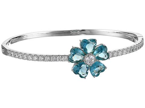 Bijuterii Femei Marc Jacobs Ady Bracelet RhodiumBaby BlueWhite CZ