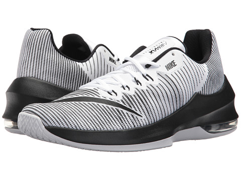 Incaltaminte Barbati Nike Air Max Infuriate 2 WhiteBlack
