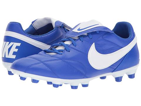 Incaltaminte Barbati Nike Premier II FG Racer BlueWhiteRacer Blue